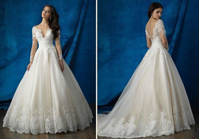 209753124d Tendência Vestido Princesa 2018 ♥