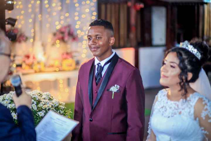 Fotos oficiais do nosso casamento! 11.01.20 - 10