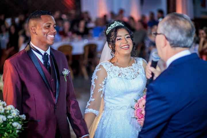 Fotos oficiais do nosso casamento! 11.01.20 - 11
