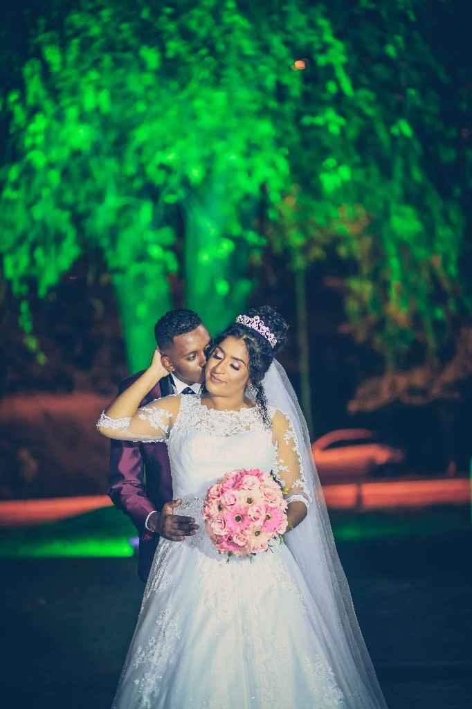 Casar com véu ou sem véu? - 1