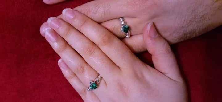 O anel de noivado: Claddagh Ring - um anel com significado