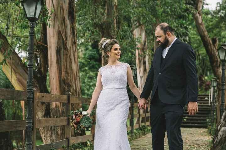 Meu Pós Wedding! #nosso30/11 - 5