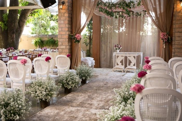 4 Dicas De Passadeiras Para Casamentos Praianos: Casei!!! Decoração Do Meu Casamento Rústico Chic