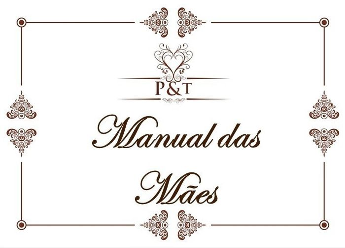Manual das mães