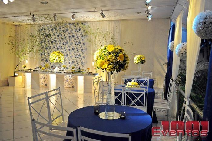 decoracao azul royal e amarelo casamento : decoracao azul royal e amarelo casamento:Em nenhuma das minhas inúmeras pesquisas na net, tinha encontrado