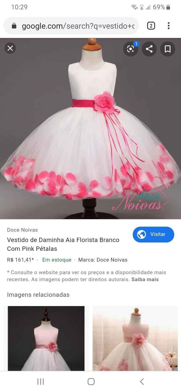 Cor vestido damas - 2