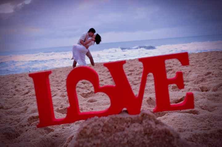 Nosso pré wedding - 7
