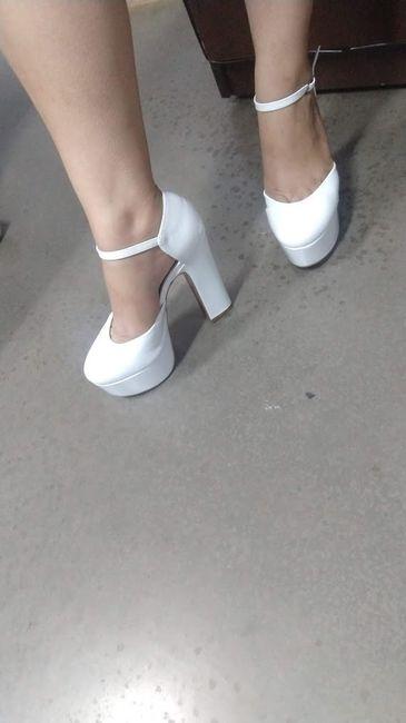 Sapato - Noiva 1