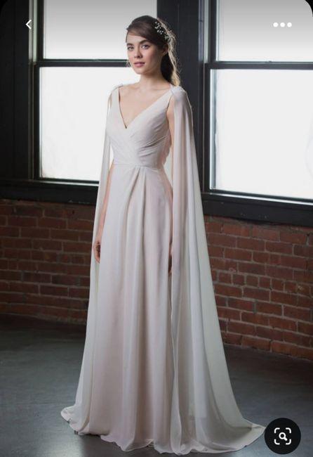 Usariam esse vestido? 👰 3