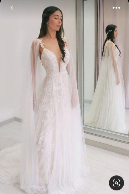 Usariam esse vestido? 👰 4