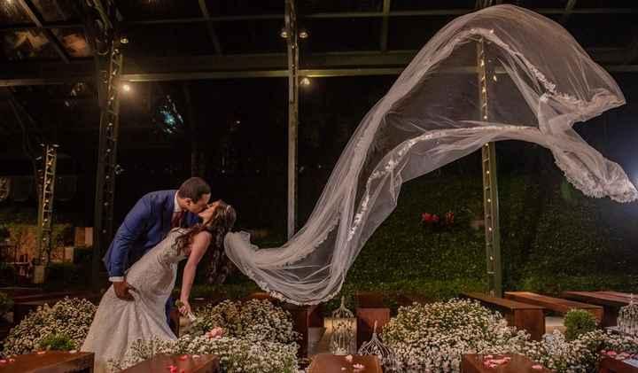 Véu de noiva - 1