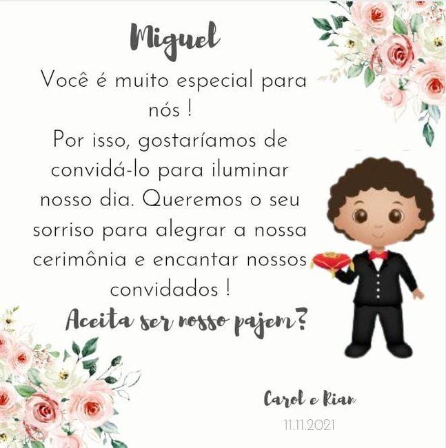 Diy: Convite Caixinha dos Padrinhos, Pais, Pajem, Florista 17