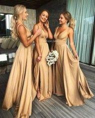 Boho Chic - madrinhas de dourado 5