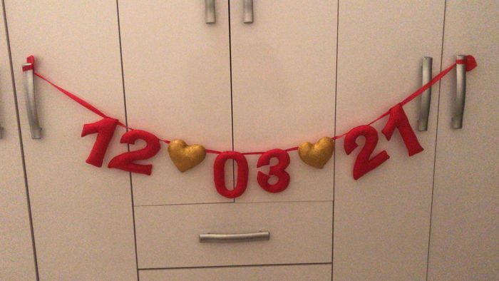 Varal save the date - Adiantadíssimos! #vemver 1