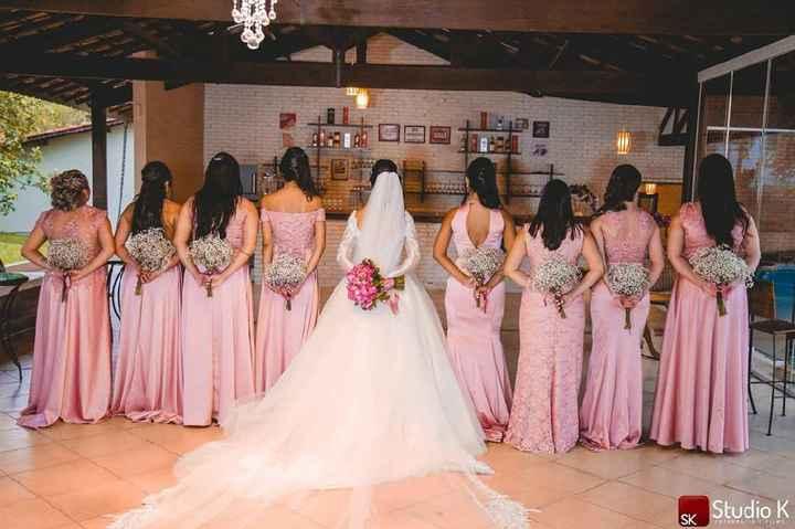 #noivamusa - madrinhas - 1
