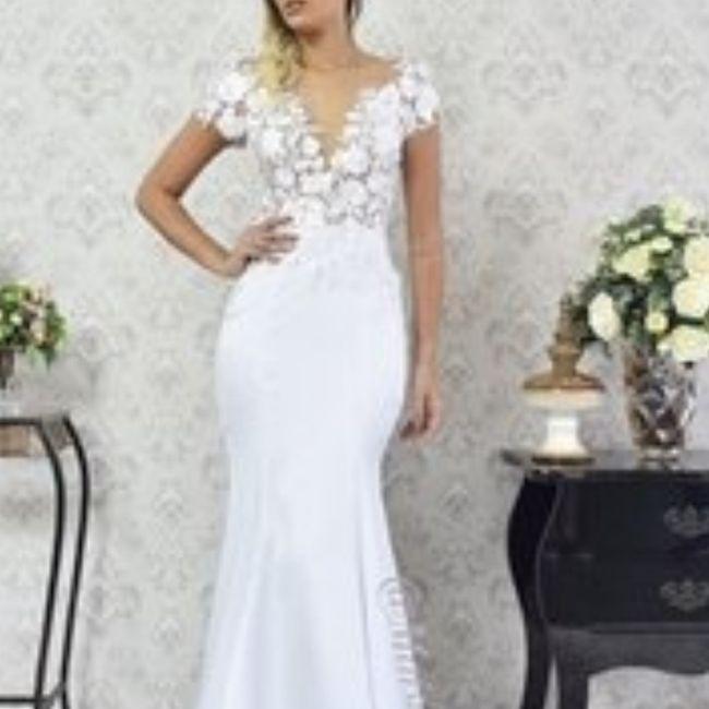 Qual o seu requisito para... escolher o vestido? 2