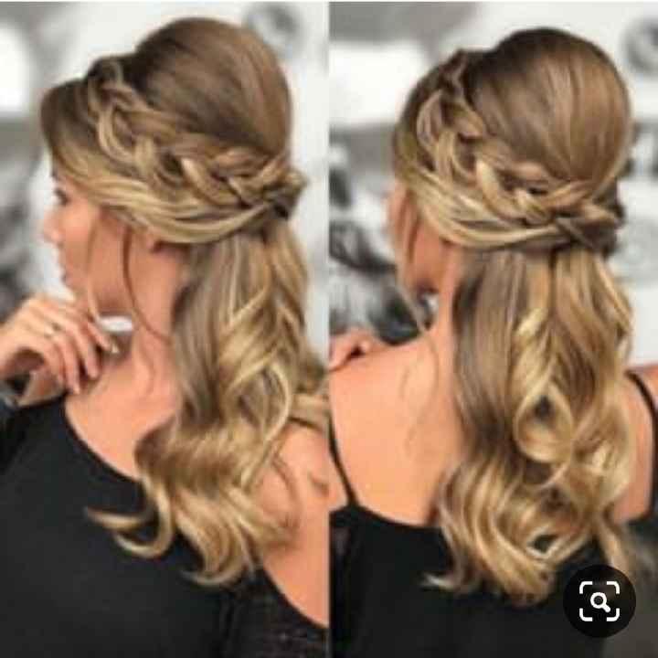 Penteado para cabelos curtos (inspirações) - 5