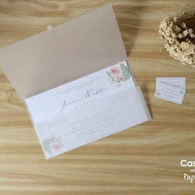 Envelope Papel Vegetal - 1