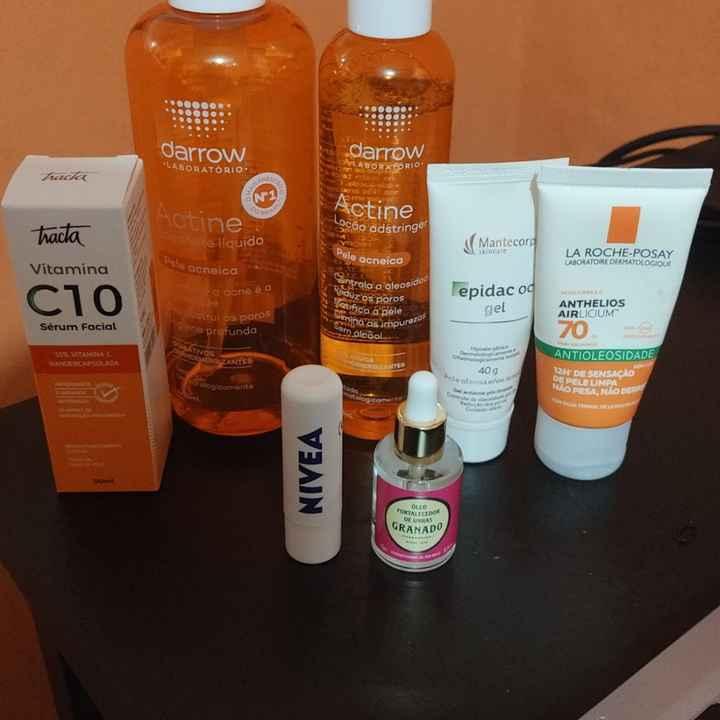 Skincare 👰🏻 - 1