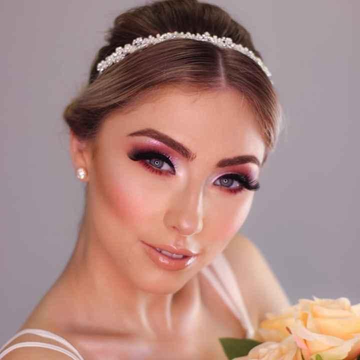 Maquiagem Airbrush #vemopinar - 1
