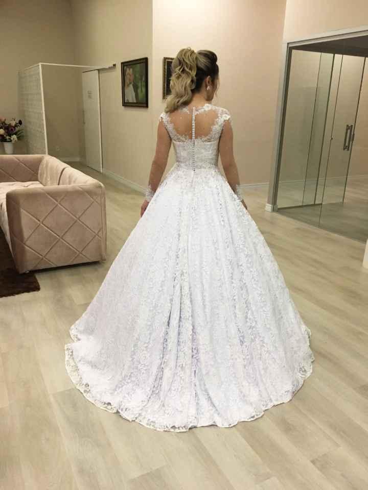 Comprei meu vestido do Ateliê Dayara Oliveira #vemver - 1
