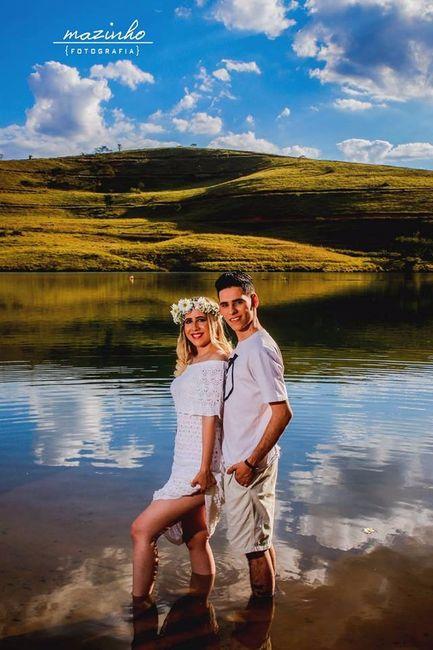 Fotos oficiais do nosso pré wedding ❤ 2
