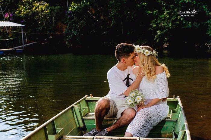 Fotos oficiais do nosso pré wedding ❤ 3