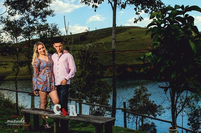 Fotos oficiais do nosso pré wedding ❤ 19