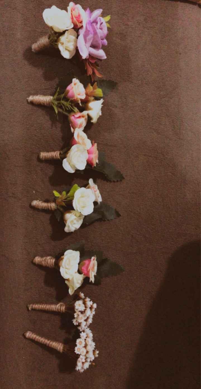 diy - Flor de Lapela - 1