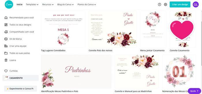 [Diy] Papelaria do Casamentos: tags, convites, manuais e etc. 1