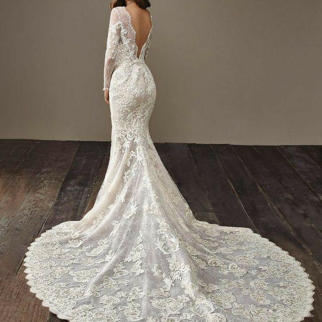 Escolhendo o vestido de noiva 👰 2
