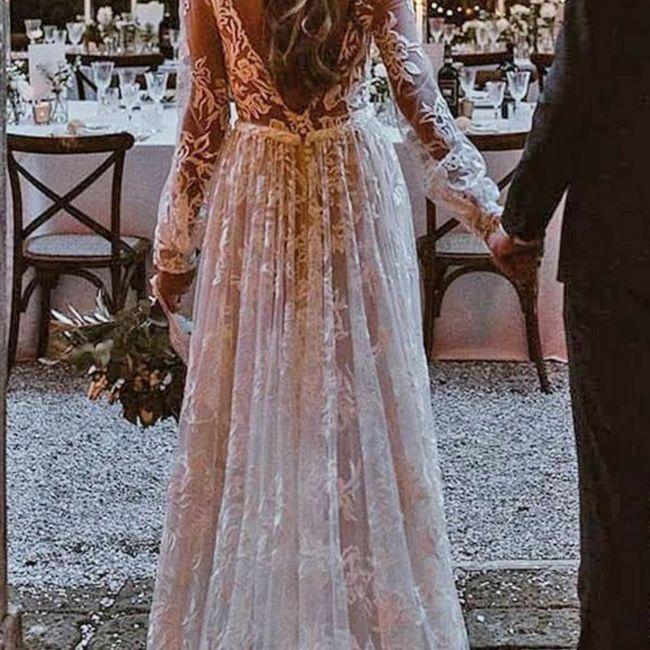 Escolhendo o vestido de noiva 👰 7
