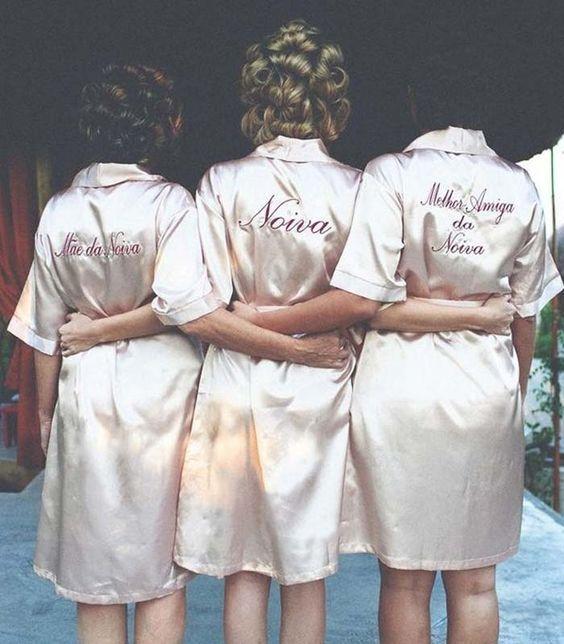 Dia da noiva: com quem você vai se arrumar? - 3