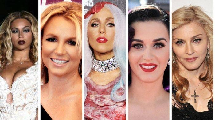 Divas do pop no seu Casamento: quem faz parte do seu Time? 1