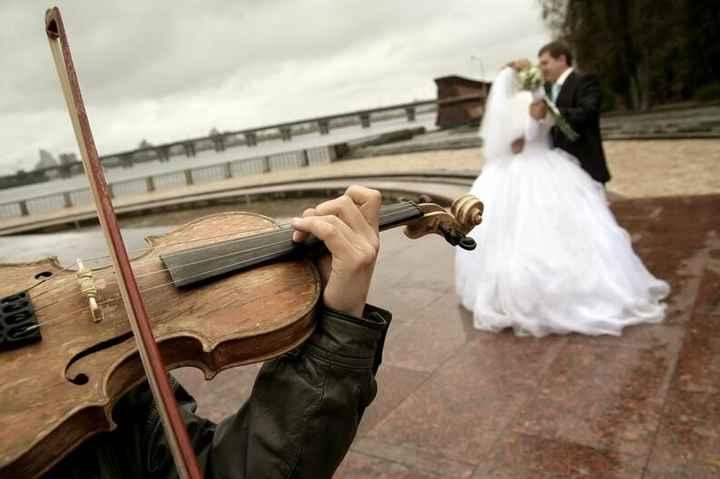 Crie a playlist de músicas do seu casamento: resultado - 1