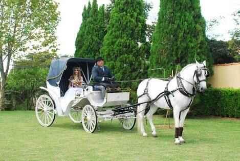 #noivamusa - Veículo para chegada da noiva - 4