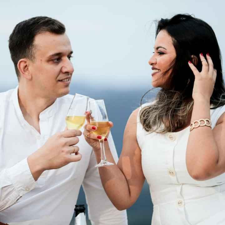 Nosso Pre Wedding Morro do Capuava sp - 1