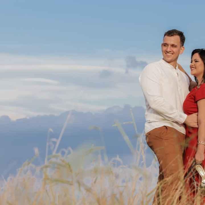 Nosso Pre Wedding Morro do Capuava sp - 3