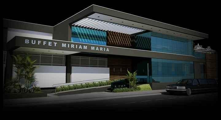 Buffet Miriam Maria