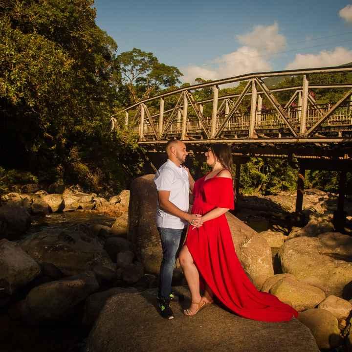 Onde faria o seu pré-wedding na natureza? - 1