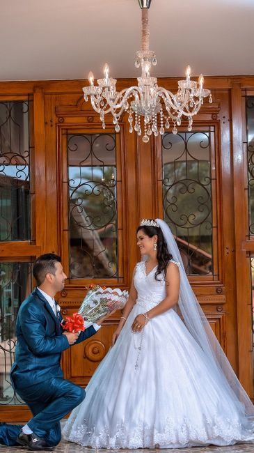 Cabelo da noiva 👰🏻 2