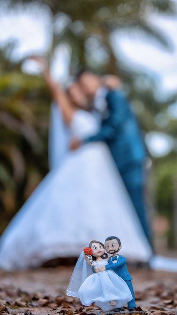 Quanto tempo falta pro casamento de vocês? 1