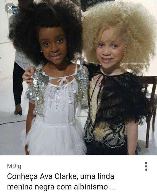 Penteado Daminhas Cacheadas Afro Vemver