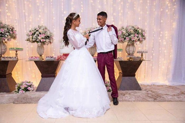 Minhas escolhas para o dia da noiva - Daniela - 4