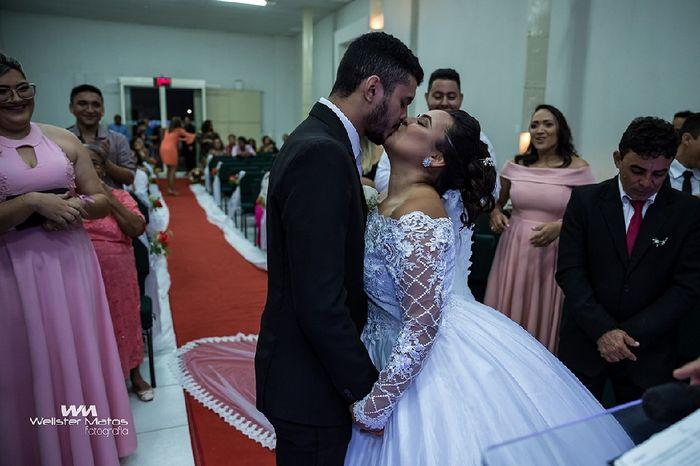 Casamentos reais 2019: o beijo no altar 13