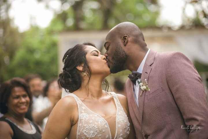 Casamentos reais 2019: o beijo no altar - 1