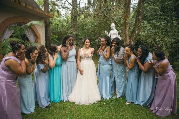 Casamentos reais 2019: a foto com as madrinhas - 1