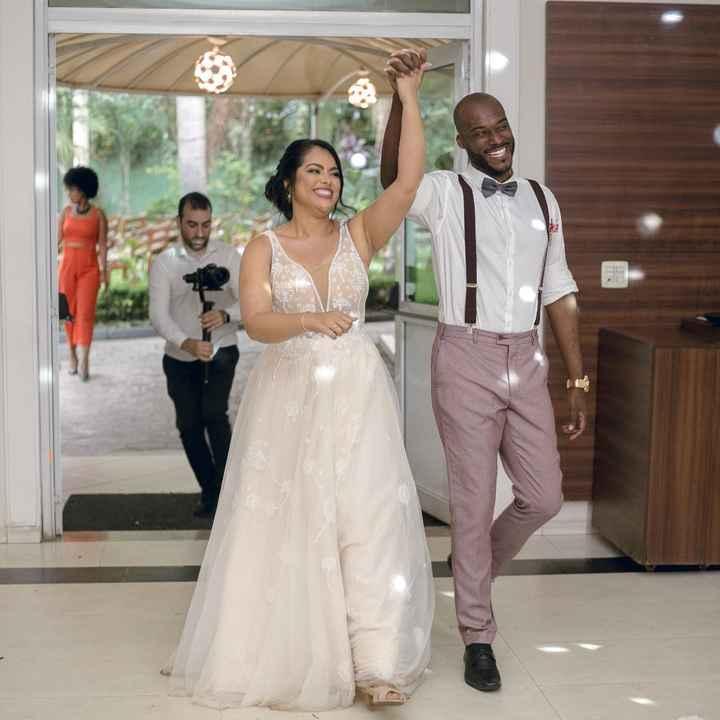 Escolha do Vestido de Noiva - 1