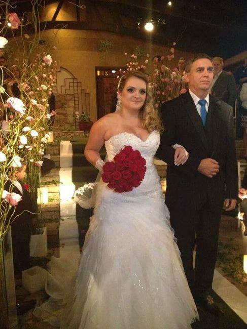 Meu casamento! - 1