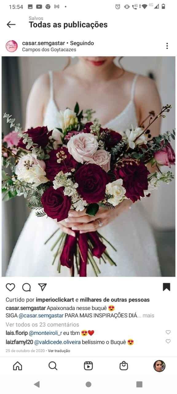 Buquê de noiva, como e quando escolher? - 1